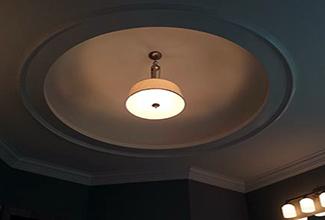 Fibergl Ceiling Domes